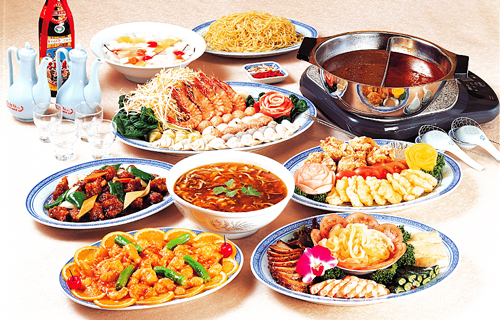香港鍋セットコース