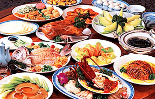 中国料理の真髄「宮廷宴席」